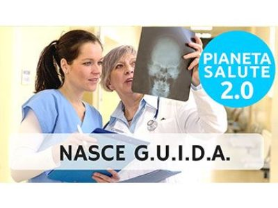 Nasce G.U.I.D.A. - PIANETA SALUTE 2.0 32 PUNTATA