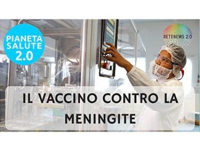 Il vaccino contro la meningite menigococcica PIANETA SALUTE 2.0 - 44 PUNTATA