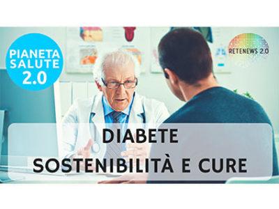 Diabete: sostenibilità e cure. PIANETA SALUTE 2.0 - 49 PUNTATA