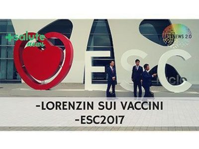 Ministro Lorenzin sui vaccini. ESC2017 a Barcellona. +SALUTE NEWS 81a PUNTATA