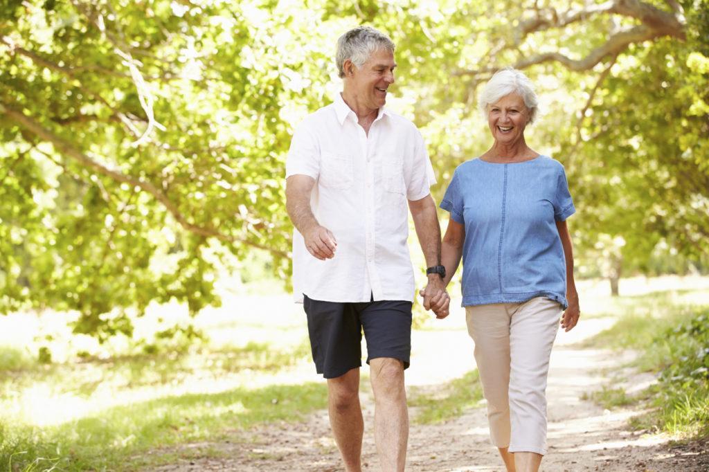 Uno stile di vita sano equivale a più anni e meno disabilità