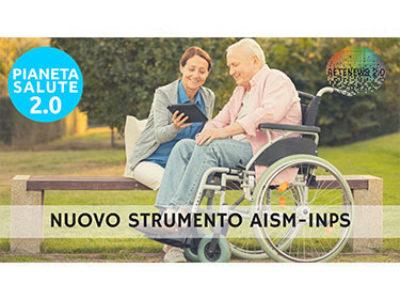 Nuovo strumento AISM-INPS. PIANETA SALUTE 2.0 - 113a puntata