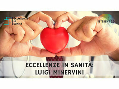 Luigi Minervini. ECCELLENZE IN SANITÀ - puntata 20