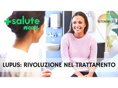 Lupus: rivoluzione nel trattamento. +SALUTE NEWS 143a puntata