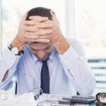 Stress? In Italia ne soffre il 90% degli uomini