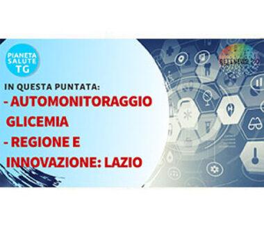14 novembre Giornata mondiale sul diabete. Regione e innovazione: Lazio. PIANETA SALUTE TG 14.11.19