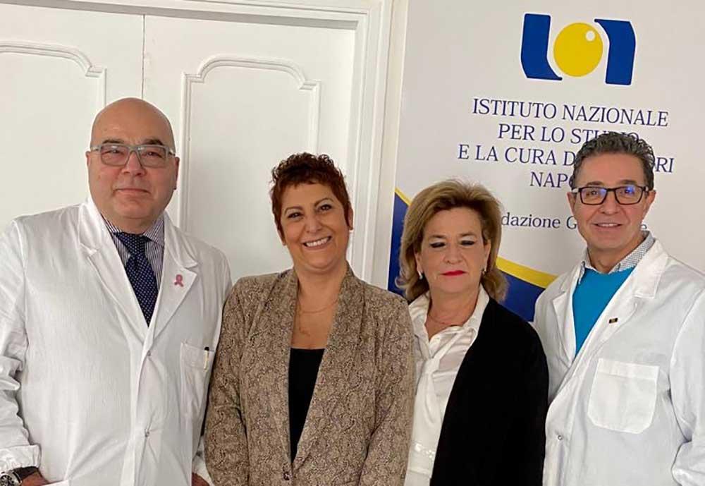PER LA PRIMA VOLTA IN ITALIA LE DONNE CON TUMORE AL SENO FARANNO TERAPIA A DOMICILIO ASSISTITE DA UN MEDICO
