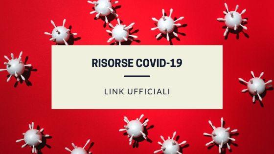 risorse Covid-19