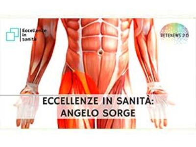 Angelo Sorge. ECCELLENZE IN SANITÀ 42a puntata