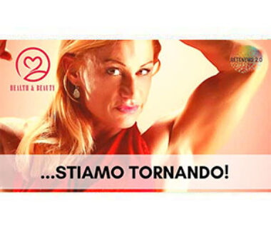 trailer HEALTH & BEAUTY: stiamo tornando!