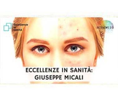 Prof. Giuseppe Micali. ECCELLENZE IN SANITÀ 44a puntata