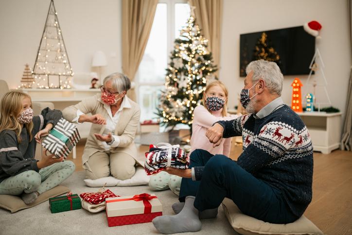 Natale in tempo di Covid 19 e malattia di Alzheimer