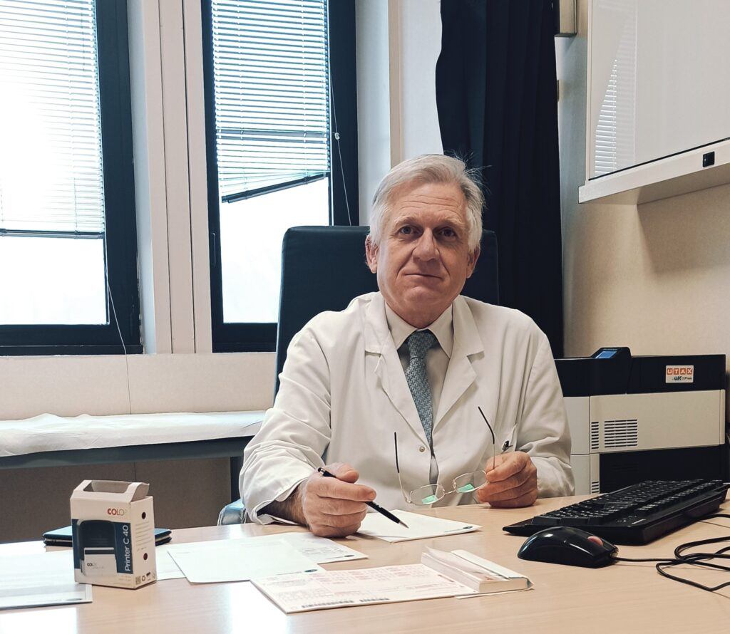 Diego Foschi, Presidente della SICOB, Società Italiana della Chirurgia dell'Obesità e delle Malattie Metaboliche