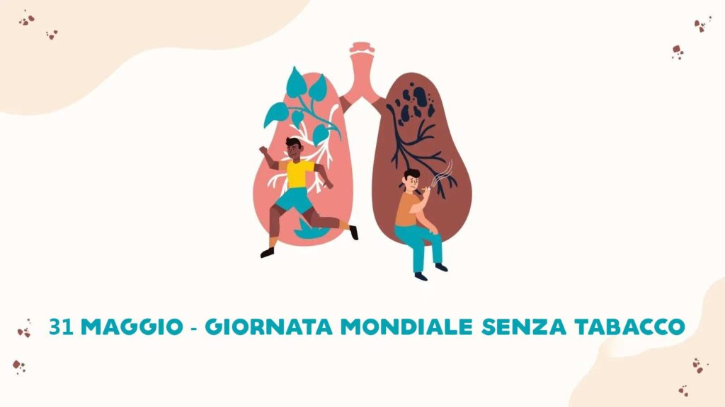 31 MAGGIO - GIORNATA MONDIALE SENZA TABACCO Una lezione per gli studenti organizzata dall'Istituto Nazionale dei Tumori di Milano con De Agostini Scuola
