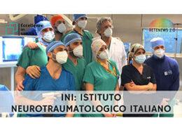 INI di Grottaferrata: chirurgia ortopedica. ECCELLENZE IN SANITÀ puntata 49