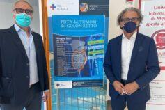 PRESENTATO IL PERCORSO DIAGNOSTICO TERAPEUTICO ASSISTENZIALE DEI TUMORI DEL COLON RETTO