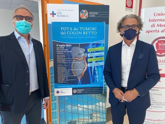 Antonio Maria Costa e Narciso Mostarda